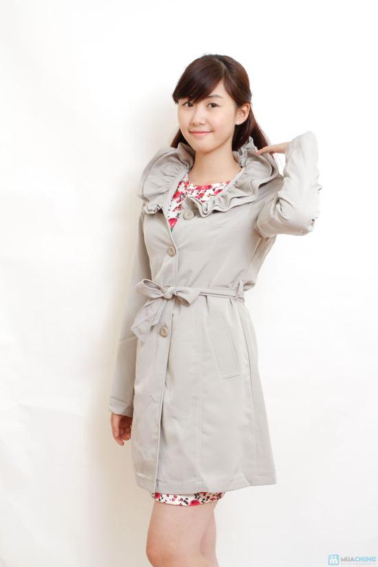 áo khoác 2 lớp cho bạn gái - 4
