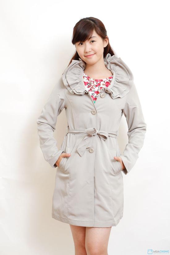 áo khoác 2 lớp cho bạn gái - 3