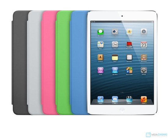 Bao da smart cover Ipad mini - 7
