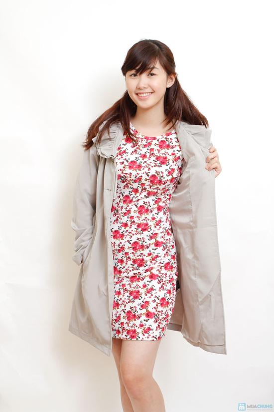 áo khoác 2 lớp cho bạn gái - 5