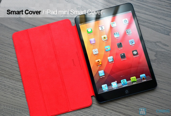 Bao da smart cover Ipad mini - 3