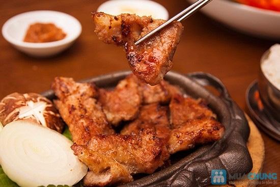 Sườn heo nướng Hàn Quốc + 5 món phụ dành cho 2 người tại Nhà hàng Sườn nướng Hàn Quốc - 4