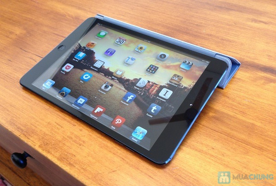 Bao da smart cover Ipad mini - 8