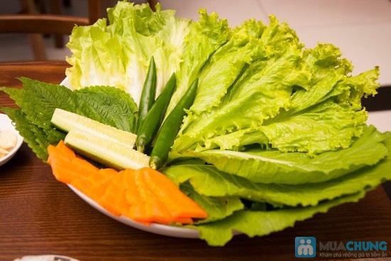 Sườn heo nướng Hàn Quốc + 5 món phụ dành cho 2 người tại Nhà hàng Sườn nướng Hàn Quốc - 3
