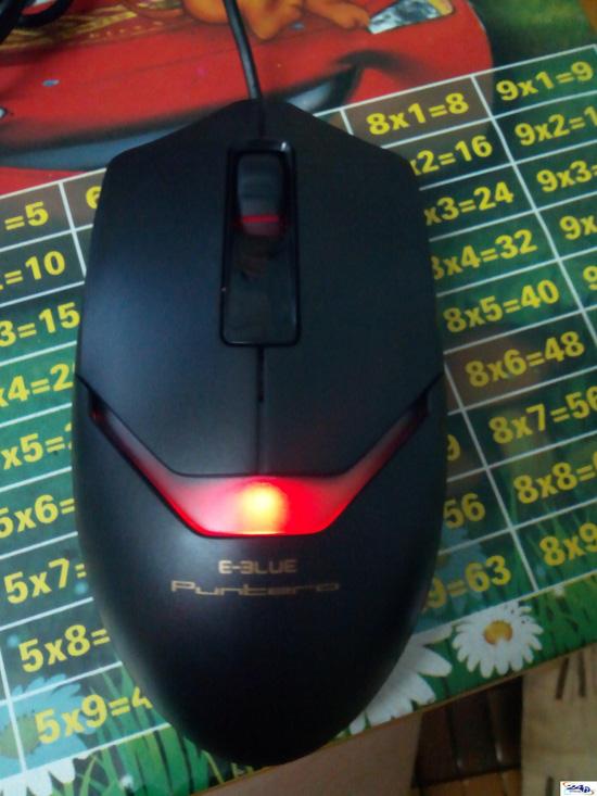 Chuột có dây Fuhlen E Blue MS146 - đặc biệt dành cho game thủ - 1