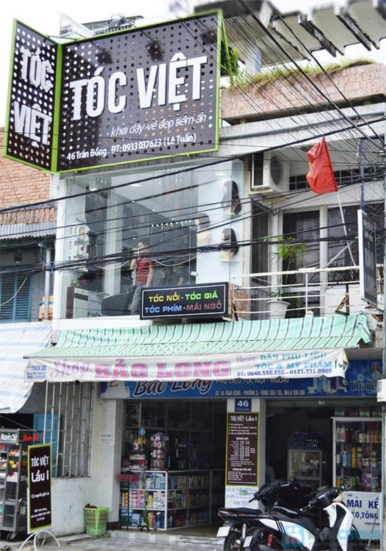 Dịch uốn/duỗi/nhuộm tại Salon Tóc Việt - 9