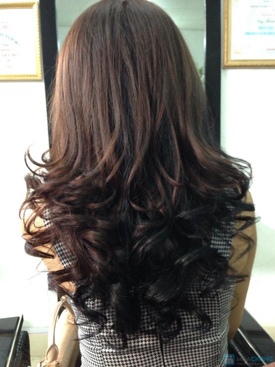 Trọn gói làm tóc tại New Hair Academy - 24