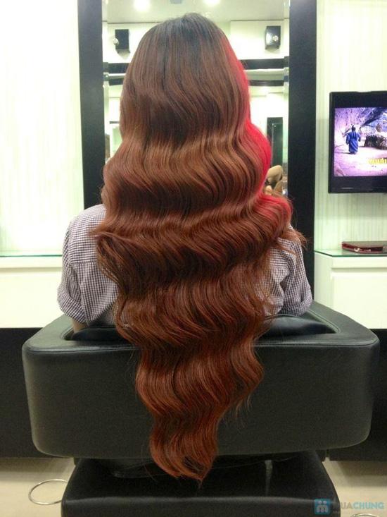 Trọn gói làm tóc tại New Hair Academy - 26