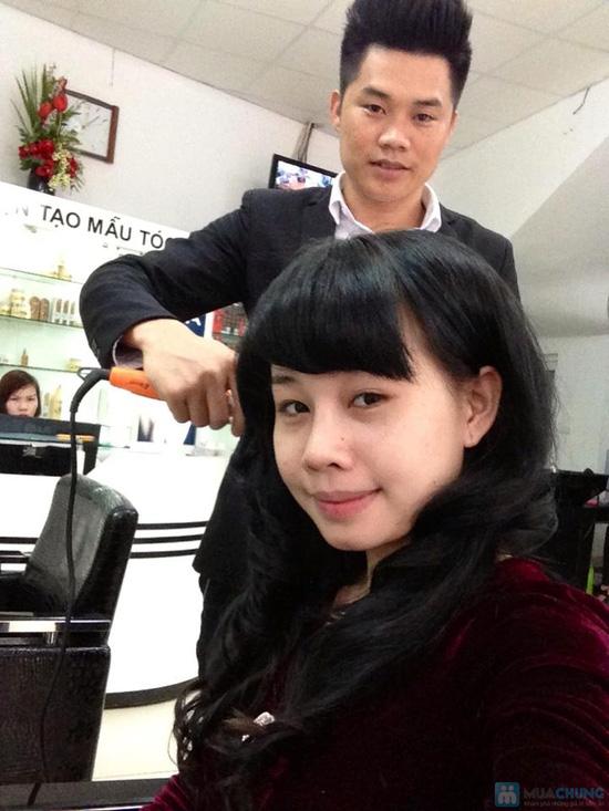 Trọn gói làm tóc tại New Hair Academy - 13