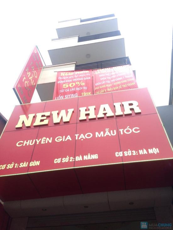 Trọn gói làm tóc tại New Hair Academy - 2