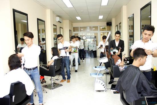 Trọn gói làm tóc tại New Hair Academy - 10