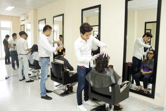 Trọn gói làm tóc tại New Hair Academy - 11