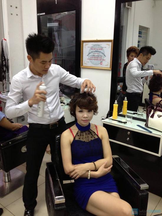 Trọn gói làm tóc tại New Hair Academy - 17