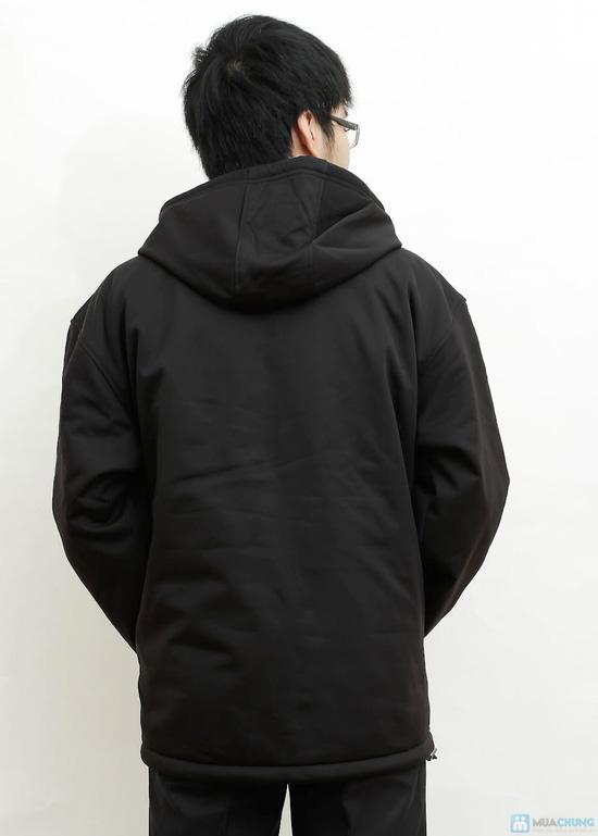 Áo khoác nam shop sel lót bông - 5