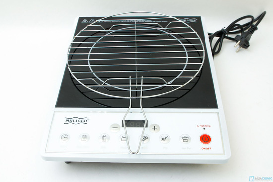 Bếp hồng ngoại Philiger XR20/JB2 - 2