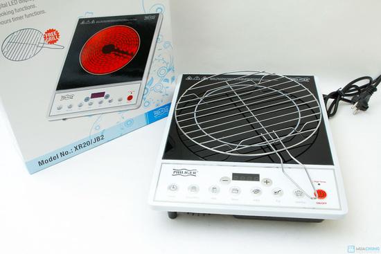 Bếp hồng ngoại Philiger XR20/JB2 - 6