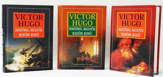 Bộ truyện: Những người khốn khổ (3 tập). Chỉ với 155.000đ - 1