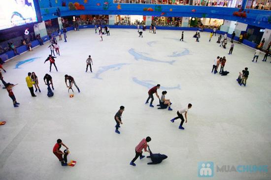 Vui chơi Trượt Băng - Royal City - 3
