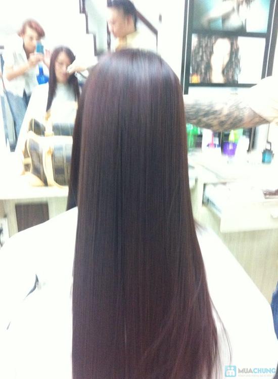 Làm tóc tại Minh Thanh Hair Salon Cây Kéo Vàng - 17