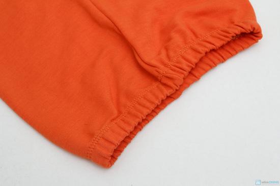 combo 2 quần nỉ da cá bé gái (size 1,2,3) - 4