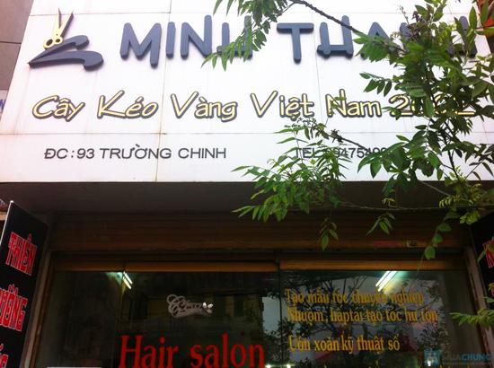 Làm tóc tại Minh Thanh Hair Salon Cây Kéo Vàng - 6
