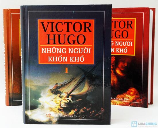 Bộ truyện: Những người khốn khổ (3 tập). Chỉ với 155.000đ - 3