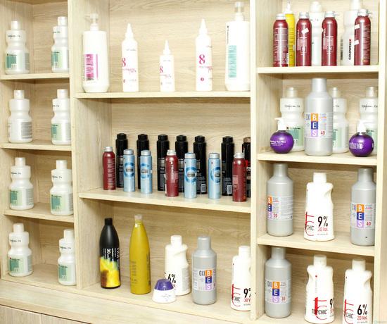 Làm tóc tại Minh Thanh Hair Salon Cây Kéo Vàng - 22