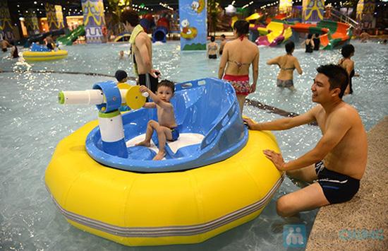 Vui chơi công viên nước - Trẻ em - 4