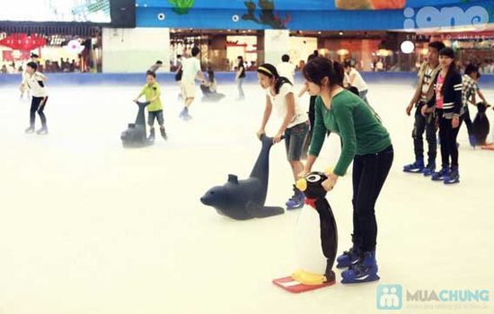 Vui chơi Trượt Băng - Royal City - 7