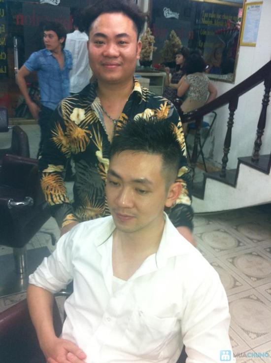 Làm tóc tại Minh Thanh Hair Salon Cây Kéo Vàng - 18