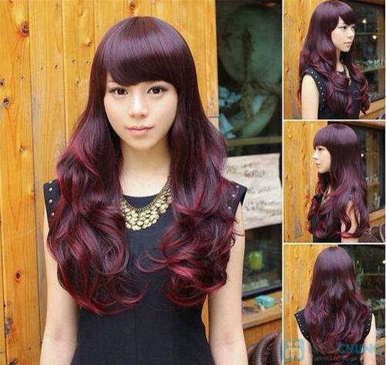 Làm tóc tại Minh Thanh Hair Salon Cây Kéo Vàng - 1
