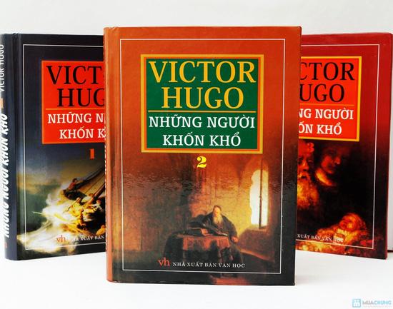 Bộ truyện: Những người khốn khổ (3 tập). Chỉ với 155.000đ - 5