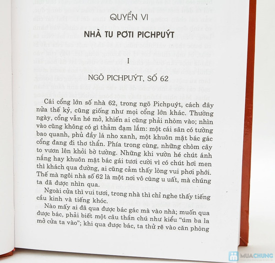 Bộ truyện: Những người khốn khổ (3 tập). Chỉ với 155.000đ - 6