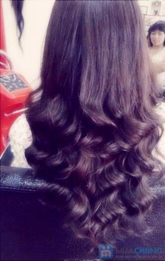 Làm tóc tại Minh Thanh Hair Salon Cây Kéo Vàng - 2
