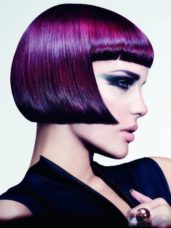 Làm tóc tại Minh Thanh Hair Salon Cây Kéo Vàng - 20