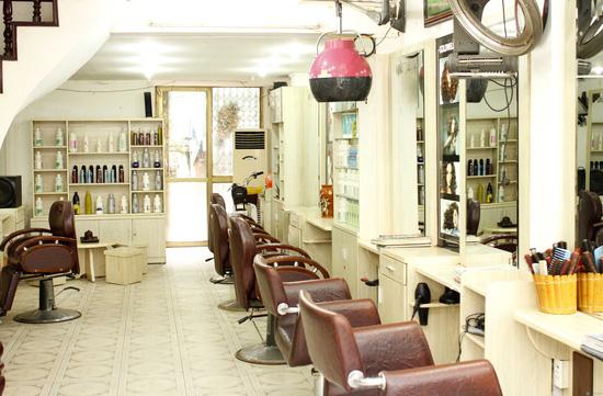 Làm tóc tại Minh Thanh Hair Salon Cây Kéo Vàng - 9