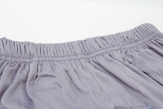Combo 2 quần ngủ nỉ nam - 3