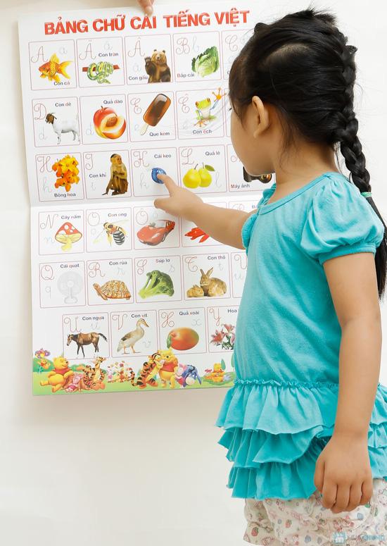 Tranh treo tường cho bé phát triển trí thông minh (tập 1+2) + Tranh treo tường Truyện cổ tích Việt Nam - 7