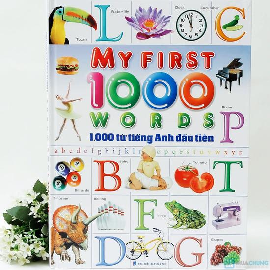 1000 từ tiếng Anh đầu tiên. Chỉ với 65.000đ - 6