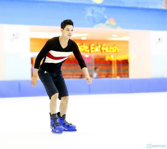 Vui chơi Trượt Băng - Royal City - 2