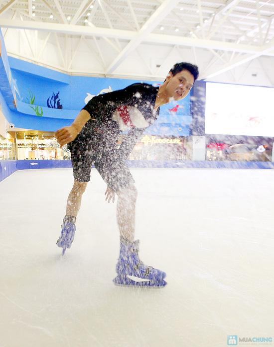 Vui chơi Trượt Băng - Royal City - 4