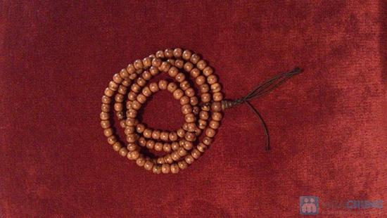 Vòng tay hương trầm hương loại nhỏ cho nữ - 1
