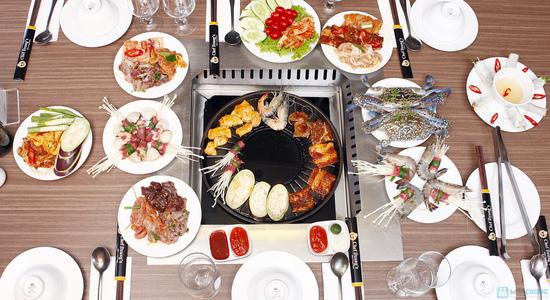 Buffet Lẩu Nướng không khói Chef Dzung's - 38