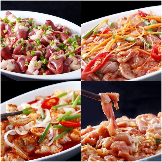 Buffet Lẩu Nướng không khói Chef Dzung's - 28