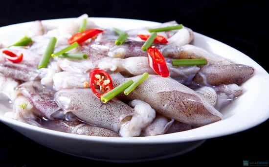 Buffet Lẩu Nướng không khói Chef Dzung's - 10