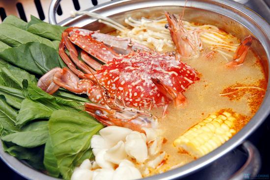 Buffet Lẩu Nướng không khói Chef Dzung's - 19