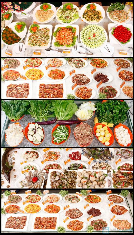 Buffet Lẩu Nướng không khói Chef Dzung's - 40