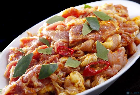 Buffet Lẩu Nướng không khói Chef Dzung's - 25