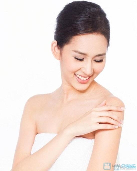 Làn da trắng hồng, căng mịn với vitamin E và oxy tươi nguyên chất tại TMV Vầng Trăng - 1