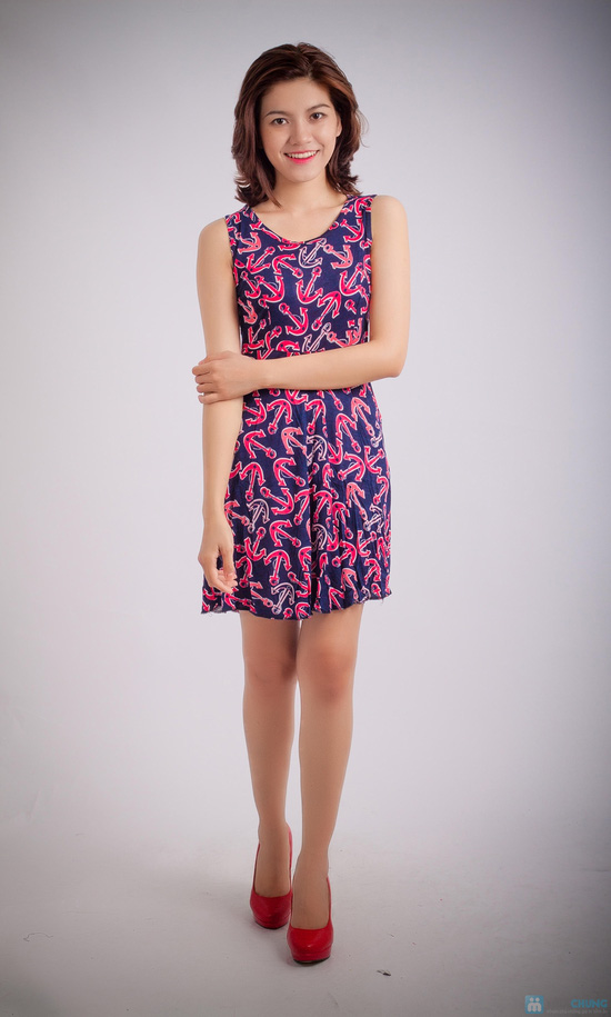 Đầm nữ dạo phố ( 3 mẫu ) - 11